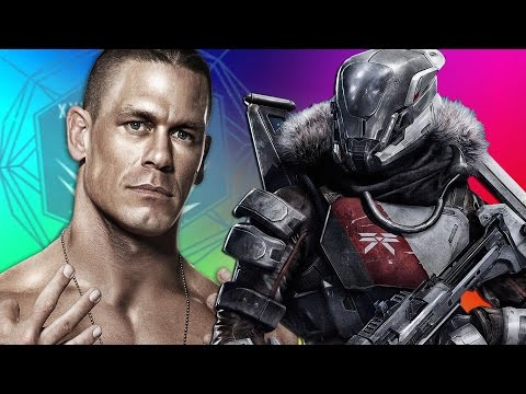 MY TIME IS NOW - Destiny Fist of Havoc Montage! feat. John Cena (Funny Gaming Moments)