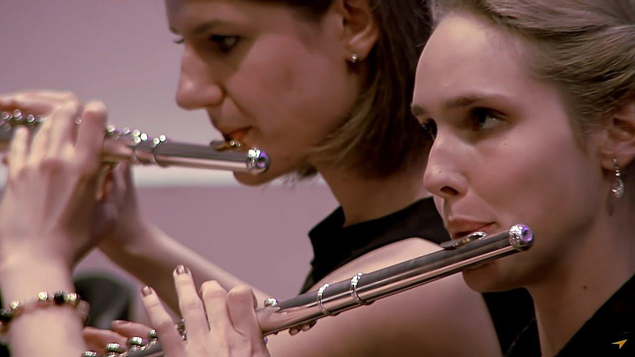 Astor Piazzolla – Libertango conducted by Tomasz Chmiel, Filharmonia Krakowska