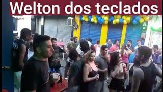 @WELTON DOS TECLADOS OFICIAL AO VIVO NO PAULISTA