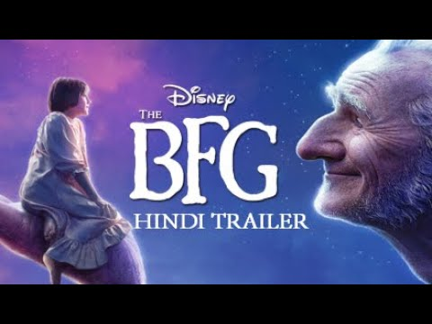 BFG Hindi Trailer II Nr.  Productions