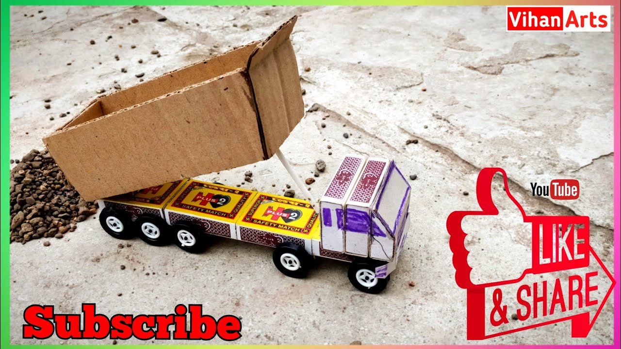 Download How to make a Hydraulic Truck, Tipper, hayva