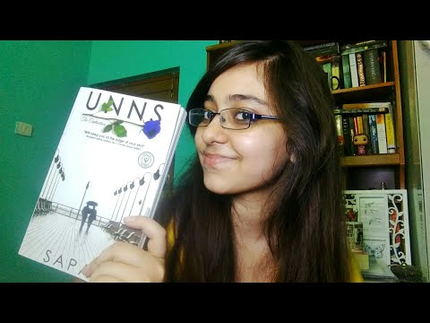 Book Review : UNNS- The Captivation by Sapan Saxena