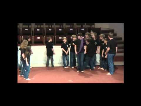 Revelation Song Drama by FOCUS Homeschoolers 4/10/14, Balcony version
