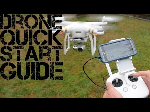 Ultimate Beginners Guide to Drones and Quadcopters