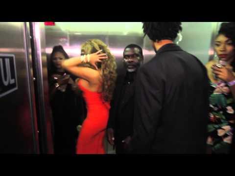 Teairra Marie CAUGHT RED HANDED In Elevator!!  Love & Hip Hop