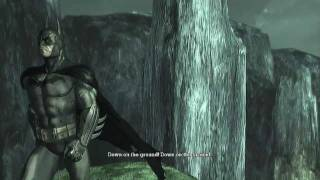 Batman Arkham Asylum: Riddler Ending