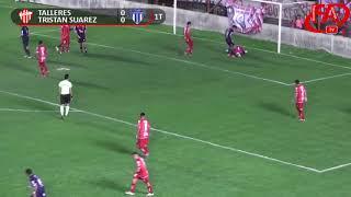 FATV 17/18 Fecha 31 - Talleres 1 - Tristán Suárez 0