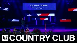 Stars Pay Tribute To Country Legend Charlie Daniels