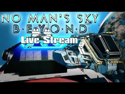 TODOS SAUDAM ADIIRAL SPICY - No Man's Sky Live Ep5 + vídeo
