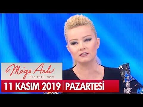 Müge Anlı ile Tatlı Sert 11 Kasım 2019 - Tek Parça