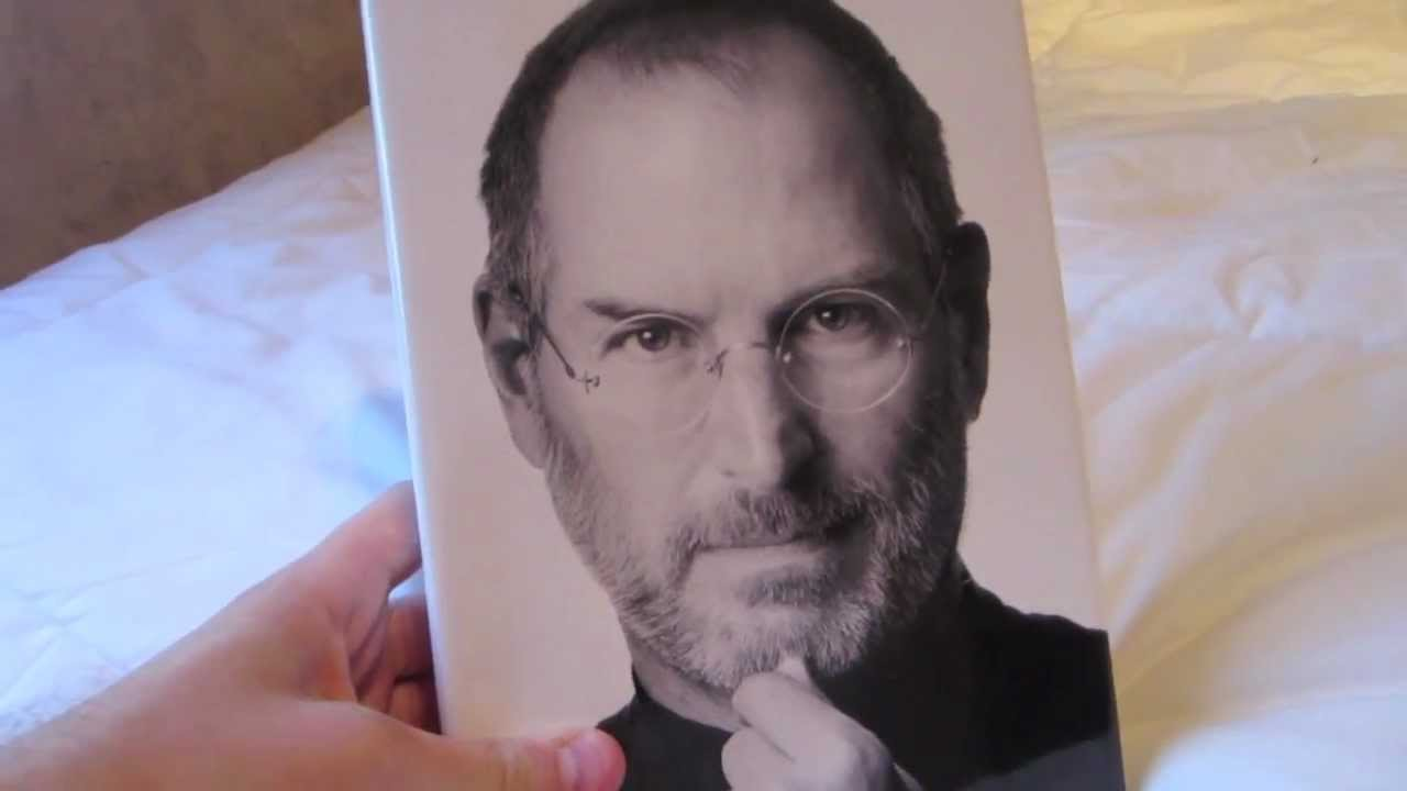 Jobs biography book steve
