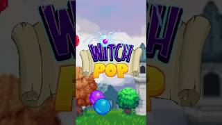 Witch Pop - New bubble adventure