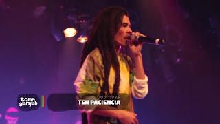 DVD Zona Ganjah en vivo HD - Ten paciencia (31/32)