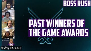 Boss Rush: Episode 11 - Part 8 - Game Show! What Games Have Won at the Game Awards in the Past?