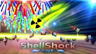 Ultimative CHAOS Runde! - ShellShock Live - witzigste Runde!