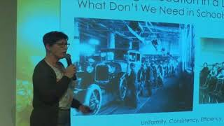 STEAM Engine - Heidi Fencl: Education Evolution Will you be replaced by a robot at your job?