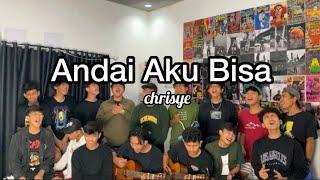 Download Andai Aku Bisa - Chrisye ( Scalavacoustic Cover )