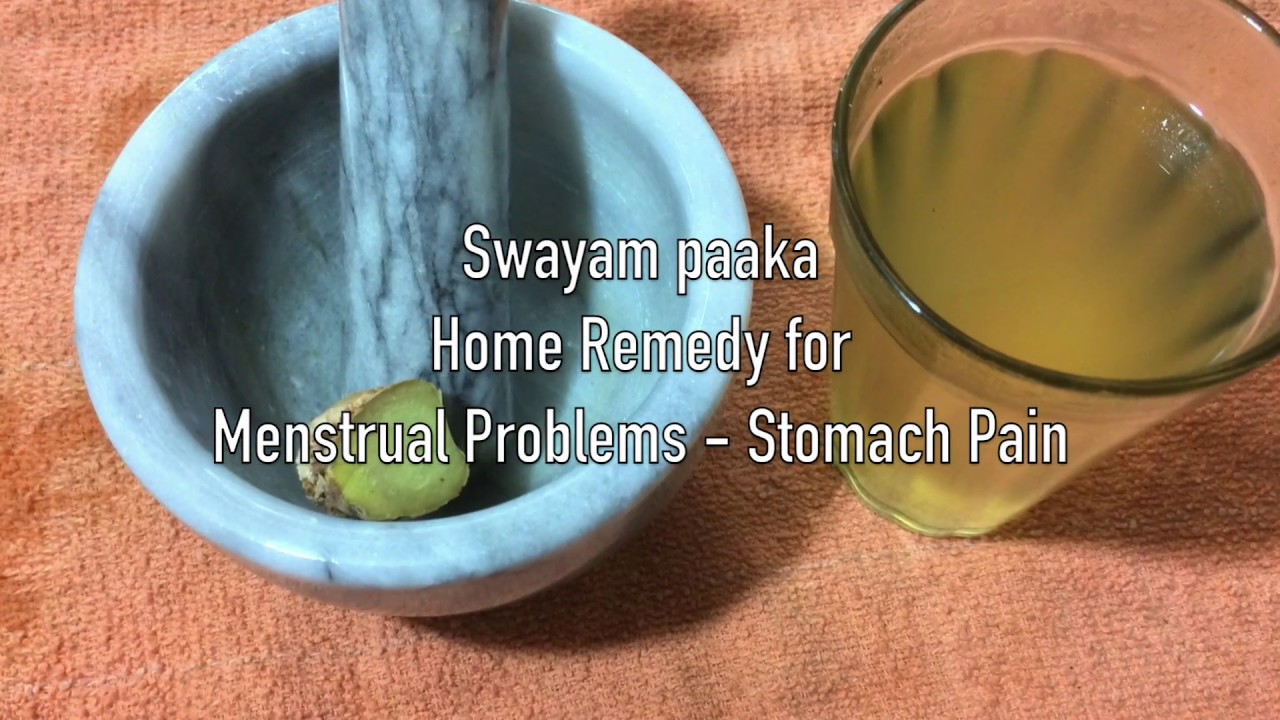 Home Remedy For Menstrual Problems Stomach Pain Remedy For Menstrual Cramps
