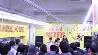 2013/05/01 の コンピCD「Japan Idol File」発売記念 タワレコ札幌ピ...