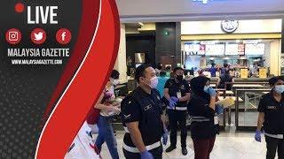 MGTV LIVE : EKSKLUSIF!!! Penguatkuasa Serbu Premis Langgar Arahan PKP!