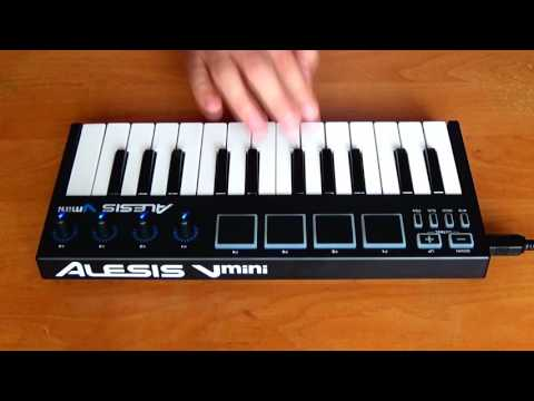 Major Lazer & DJ Snake – Lean On  Alesis V mini Short Cover