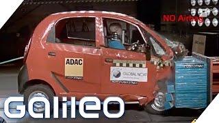 Tata Nano: Das 1.500 Euro Auto | Galileo | ProSieben