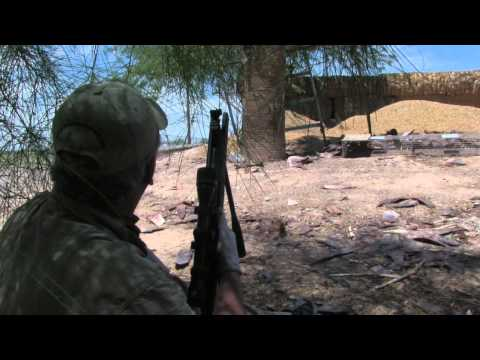 Hunting with a Spring Piston Air Rifle