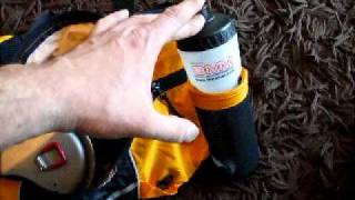 """S.T.R.A.I.T 6"" SURVIVAL KIT. PT 6 - Ultralight 30oz overnight kit"