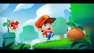 Super Jack's World - Free Run Game
