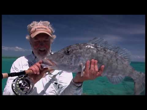 Flyfishing the Unbounded