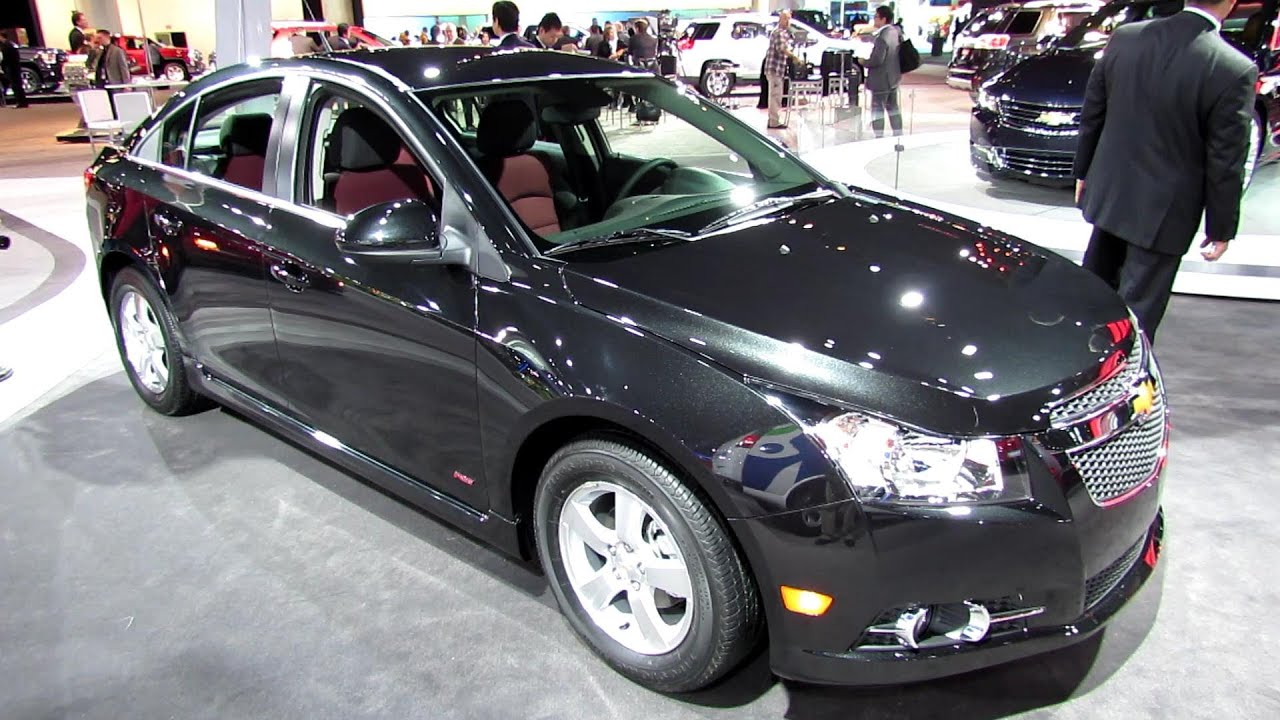 Delightful 2013 Chevrolet Cruze LT   Exterior And Interior Walkaround   2013 Detroit  Auto Show   YouTube