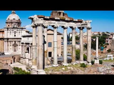 Images of Rome - Italy (HD1080p)