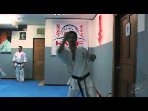 Kyokushinkai Karate Costa Rica (KWF)
