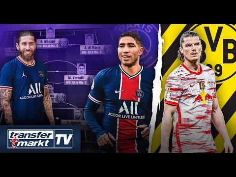 Download PSG mit Ramos, Hakimi & Co. endlich zum CL-Titel? – BVB will Sabitzer | TRANSFERMARKT