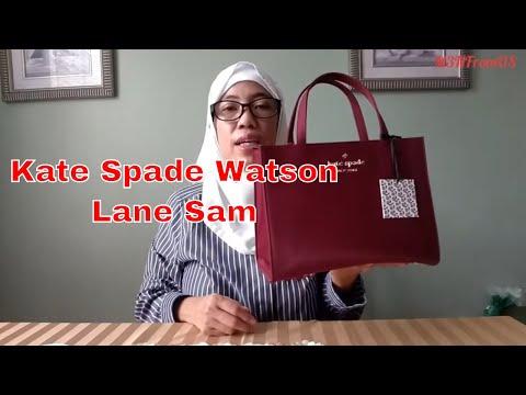 Review Kate Spade Watson Lane Sam