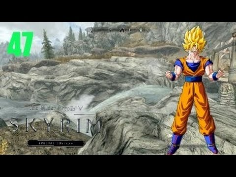Skyrim SE Xbox One Mods|47|Dragonball Spell Pack And Dragonball  Transformations Pack