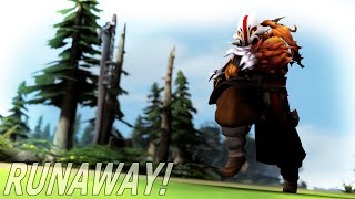 [SFM] Runaway! - Dota 2 Short Film Contest 2016