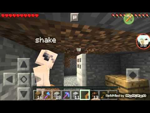 Survival com shake