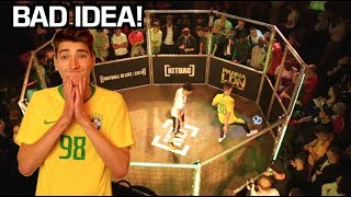 I Entered a Pro PANNA Tournament with NO TRAINING!!