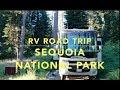 RV Road Trip - Sequoia National Park