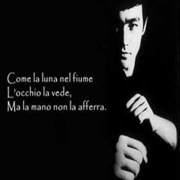 Bruce Lee Pensiero Taoista Jeet Kune Do Youtube