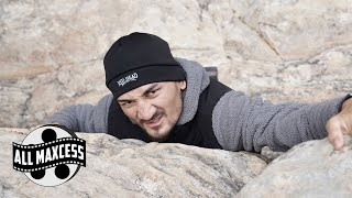 Pro tips from Hiker Holloway at Red Rock Canyon | All Maxcess