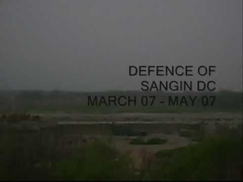 Royal Regiment of Fusiliers C Coy Sangin Part 1