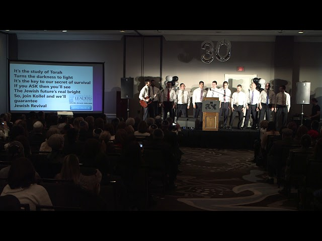 Tribute 2018 Rabbis' Song
