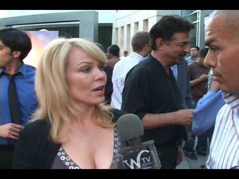 Gail O' Grady at The House that Jack Built Premiere