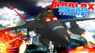 ROBLOX Adventure - RO GEAR TYCOON #2 - TIME TO FLY!!