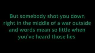 Soldier Backstreet boys lyrics