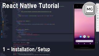 React Native Tutorial - Installation