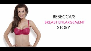 Rebecca's Breast Enlargement Story Thumbnail