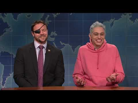 Pete Davidson apologizes to newly elected Rep. Crenshaw
